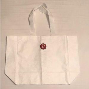 Sp Edition Rare X-Large White Lululemon Tote Bag
